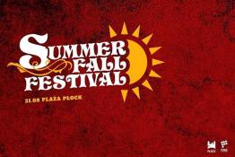 Płock Wydarzenie Festiwal Summer Fall Festiwal Płock 2019